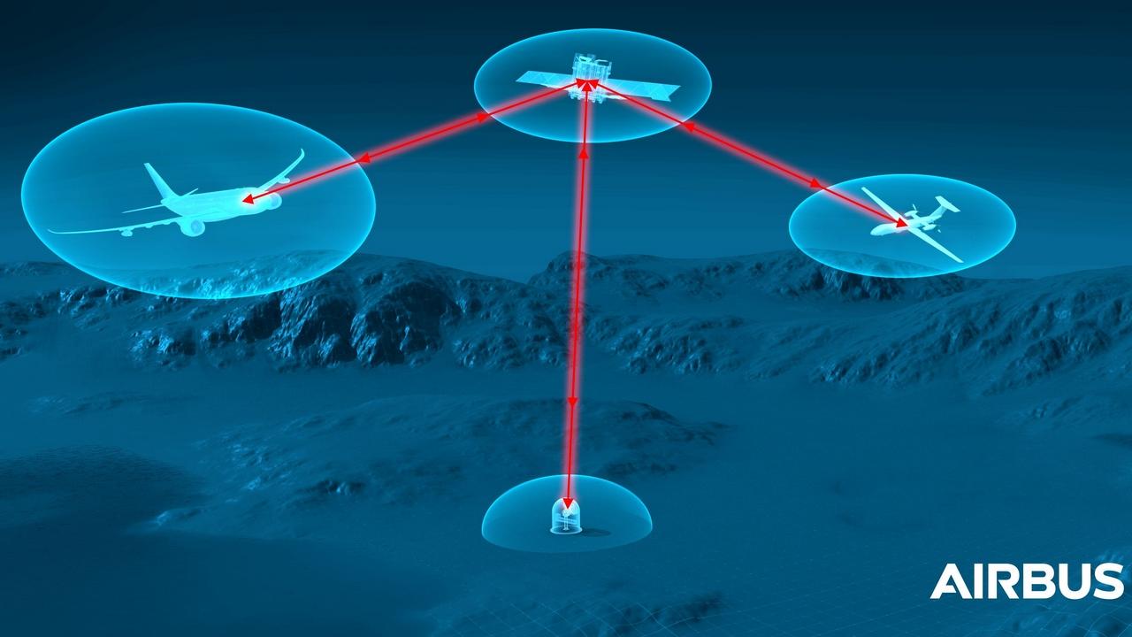 UltraAir: Airbus sperimenterà il laser  …
