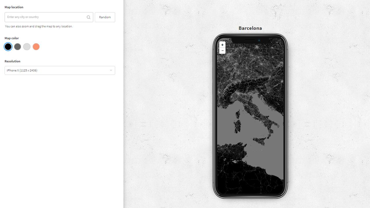 Meravigliosi Sfondi Per Smartphone Grazie A Google Maps E Alvar