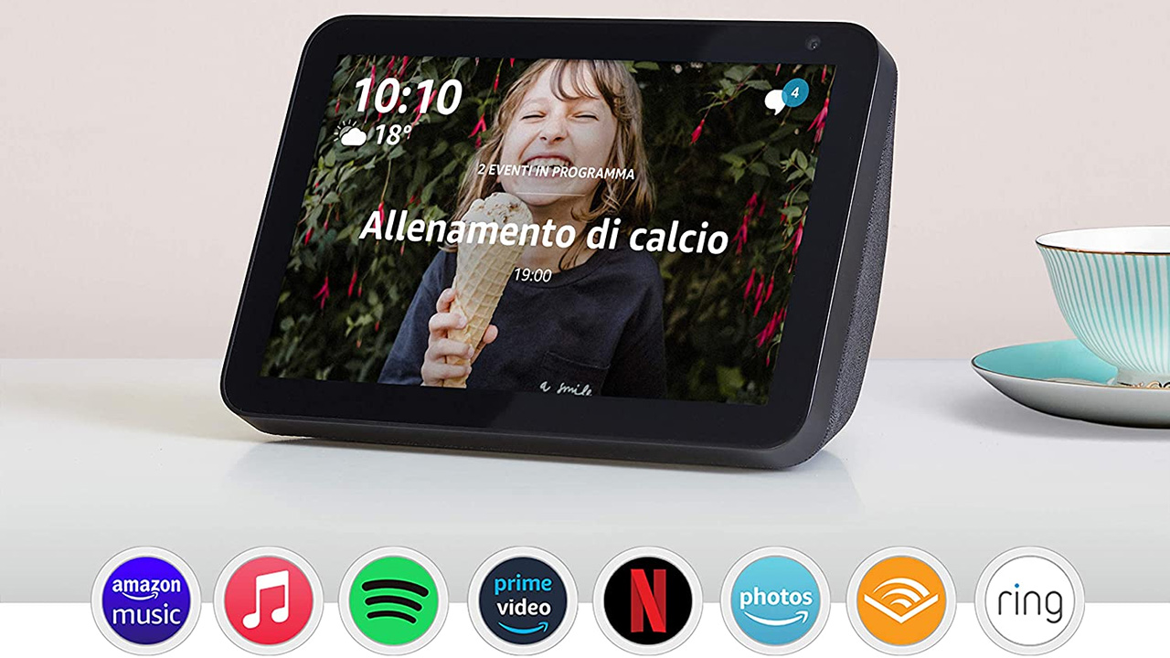 4 dispositivi Amazon in super offerta: F …