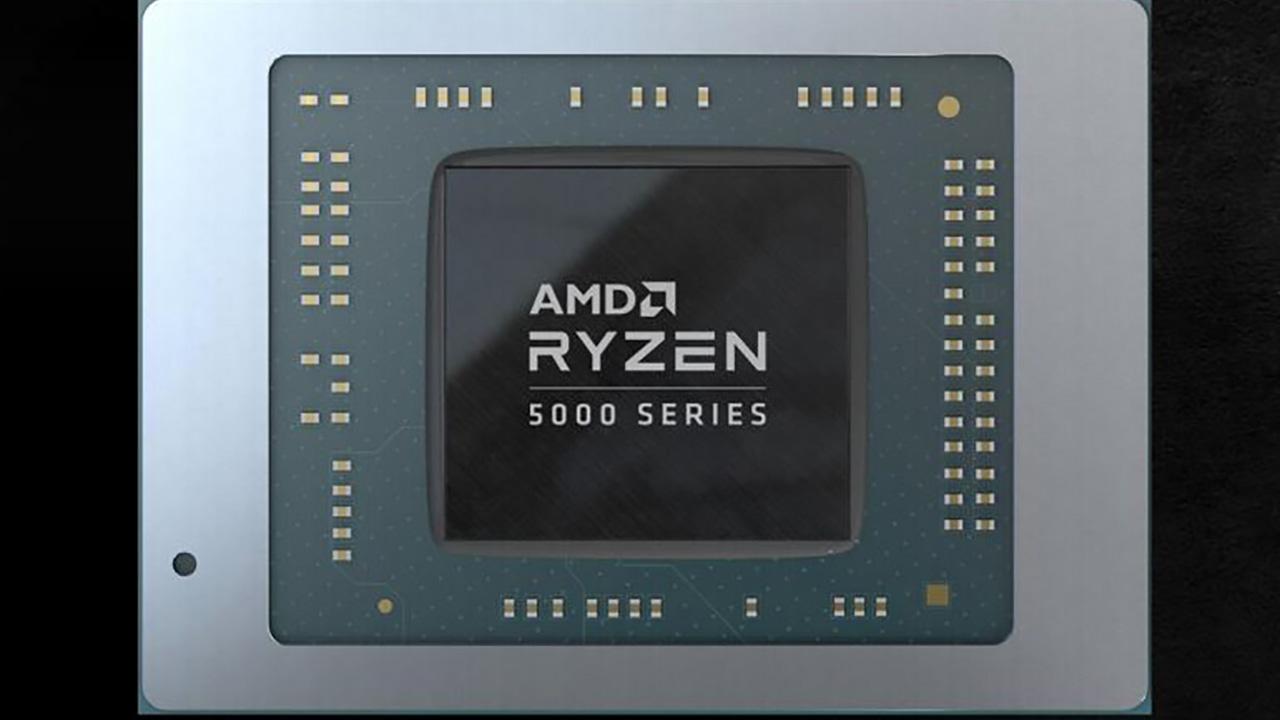 AMD Ryzen 5000 anche sui notebook, alte  …