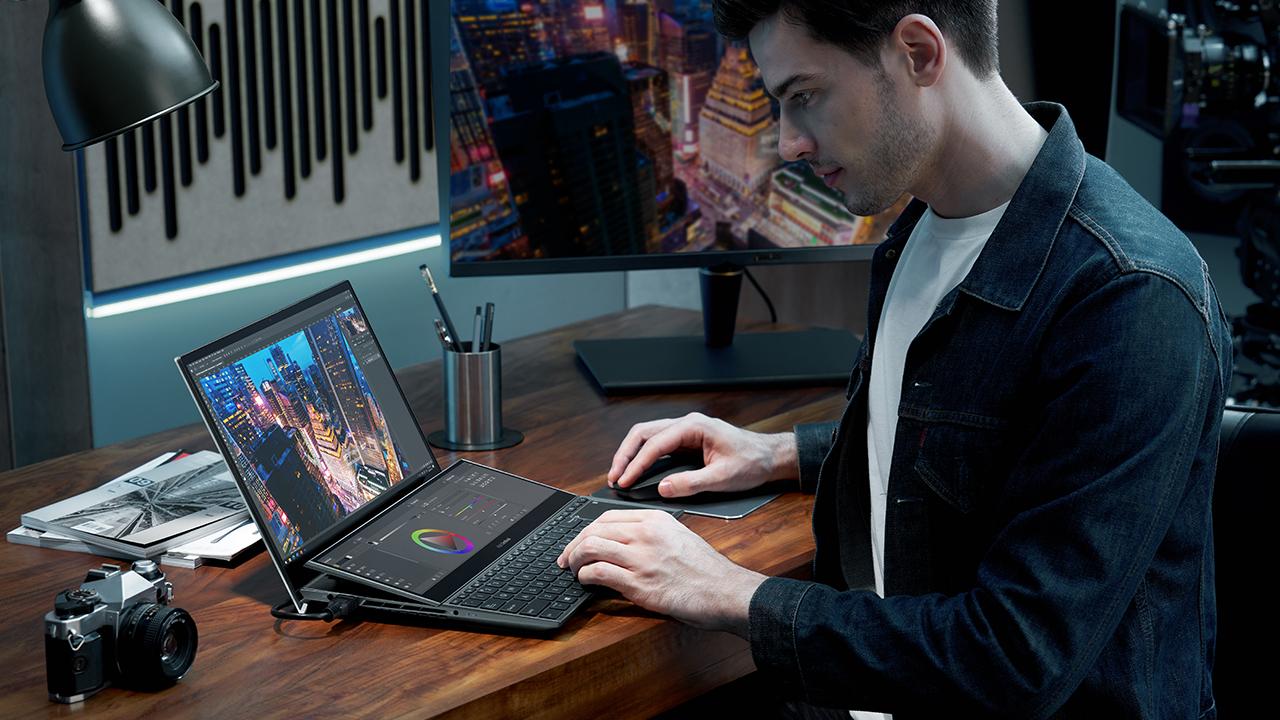 ZenBook Pro Duo 15 OLED e non solo: i po …