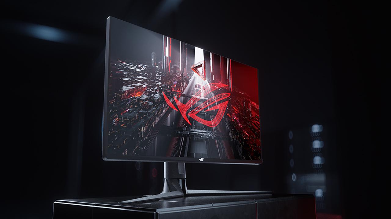 Asus ROG Swift PG32UQ, monitor gaming 4K …