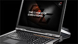 Due schede GeForce GTX 1080 per il notebook Asus ROG GX800