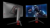 Asus rivela tre monitor gaming per il brand Strix, con FreeSync e alte frequenze di refresh