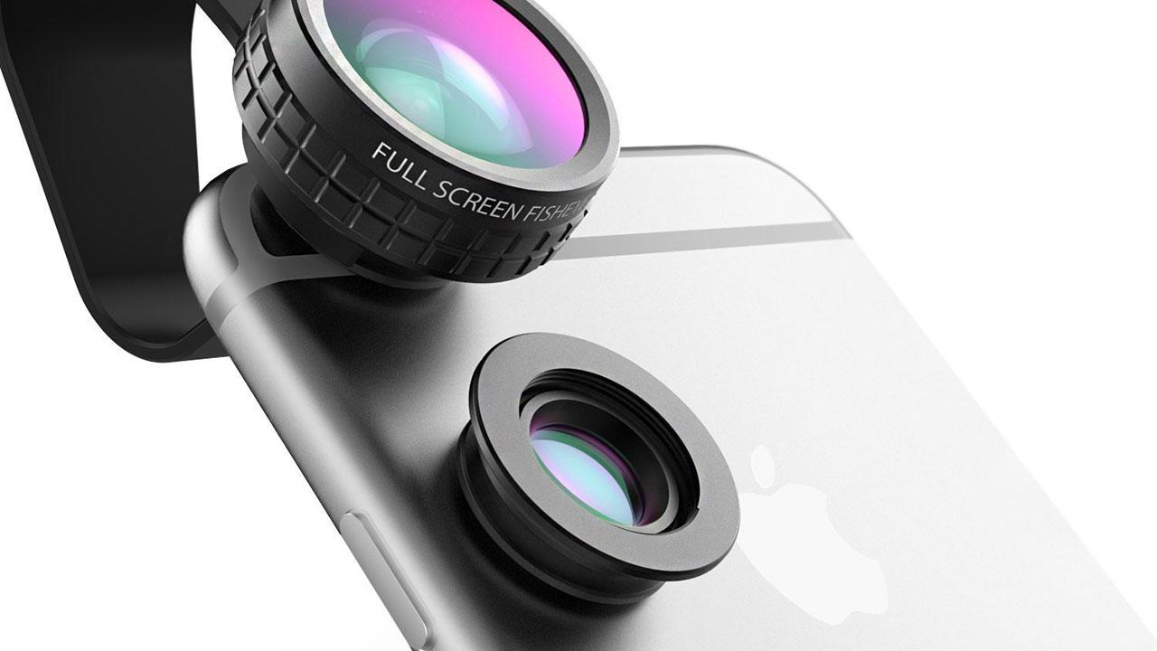 Grandangoli, fisheye e persino teleobiettivi: ecco le offerte Amazon (dai 10 ai 18 Euro) per lenti adattabili agli smartphone
