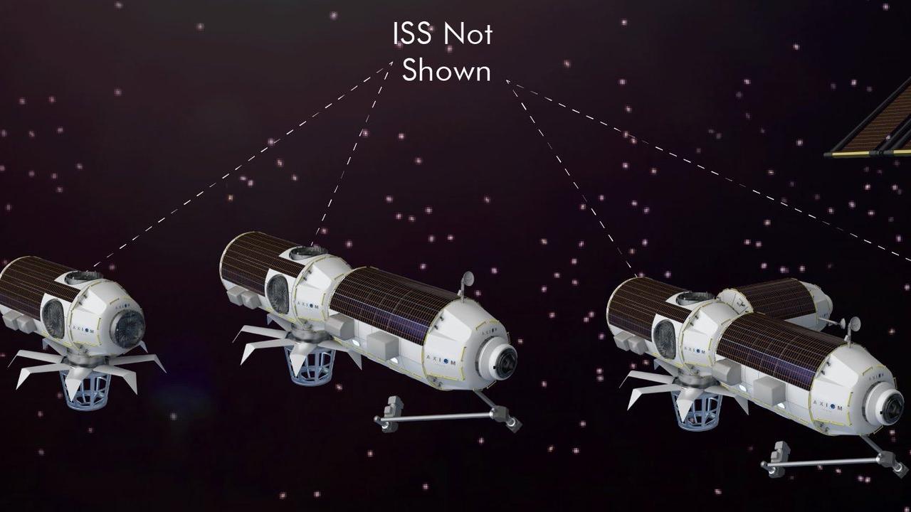 Axiom Space continua lo sviluppo della s …