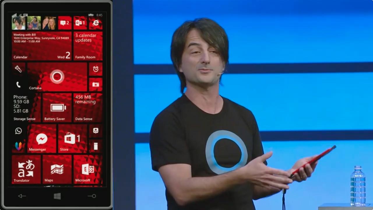 Microsoft: Joe Belfiore, volto simbolo di Windows Phone, torna al lavoro?