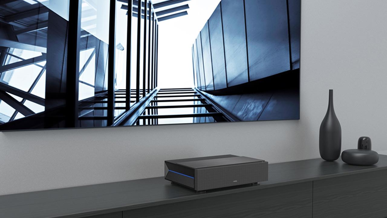 Nuovo proiettore laser TV DLP 4K HDR Benq V6000 / V6050, fino a 3.000 ANSI lumen