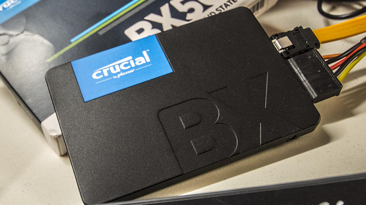 SSD Crucial BX500, alcuni test sull'entry level dalle grandi