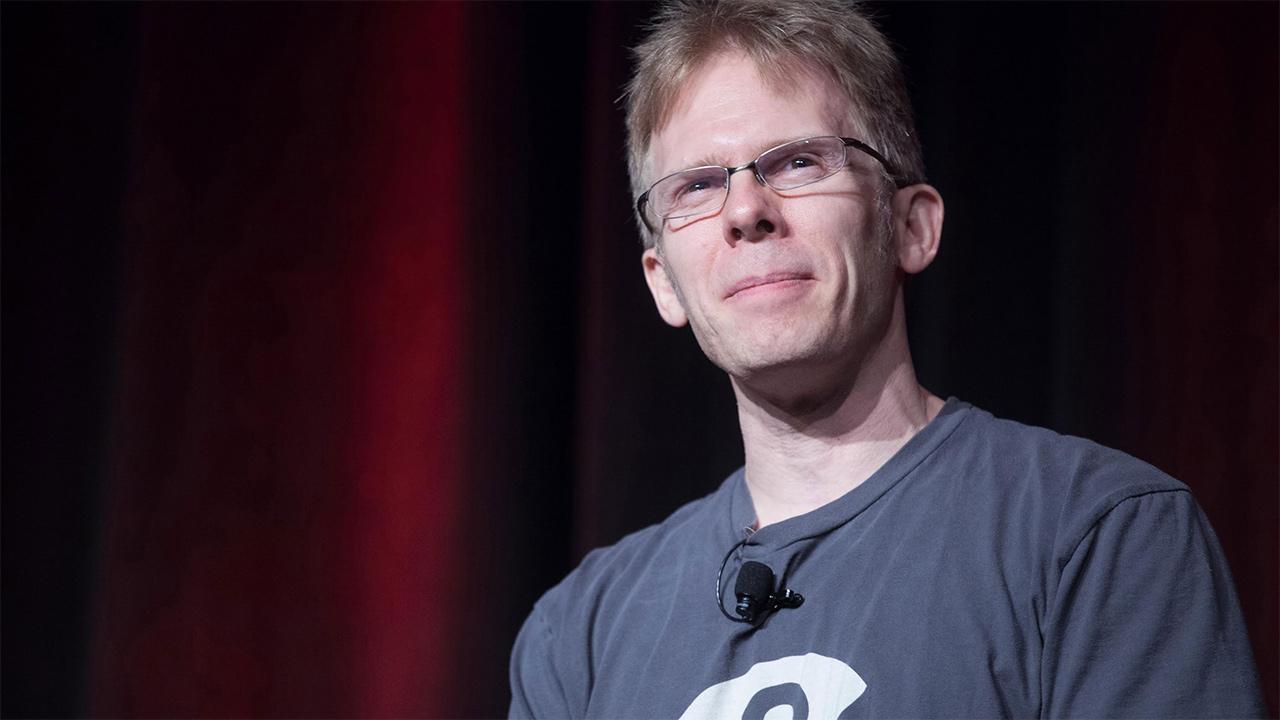John Carmack: 'la realtà virtuale così non va bene'
