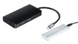 Chieftec, nuovi accessori USB: un box esterno per SSD M.2 e due docking station Type-C