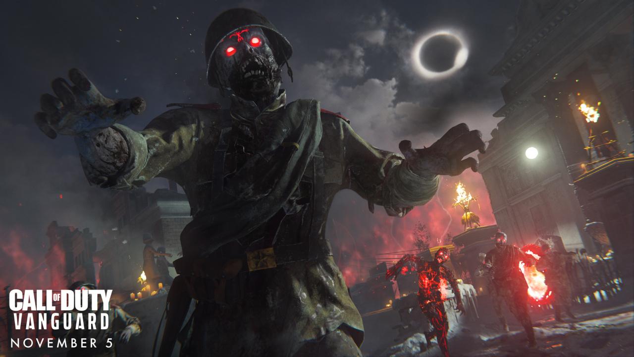 Call of Duty: Vanguard, la modalità Zom …