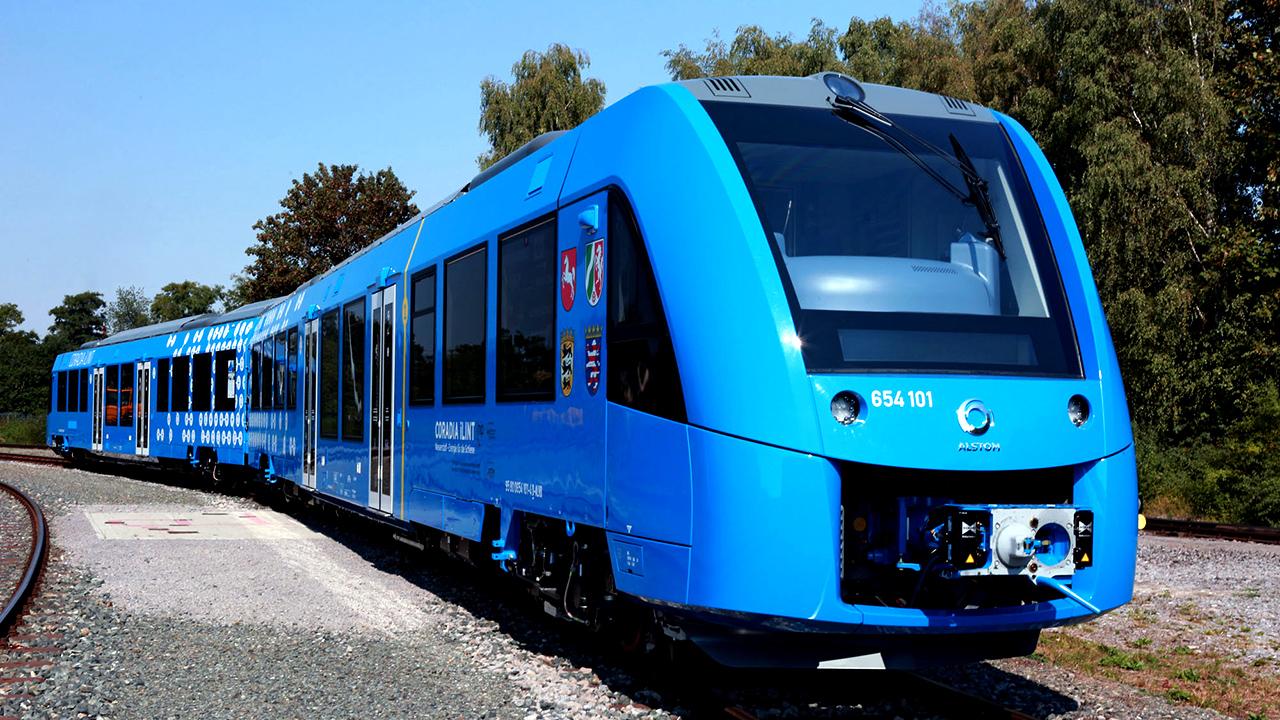 Il primo treno passeggeri a idrogeno al mondo è francese e viaggerà in Germania