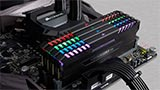 Memorie DDR4 con Led RGB anche per Corsair