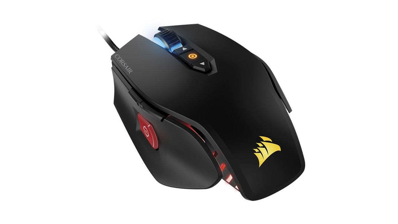 Corsair rivela nuovo gaming mouse M65 PRO RGB con sensore ottico da 12.000 dpi