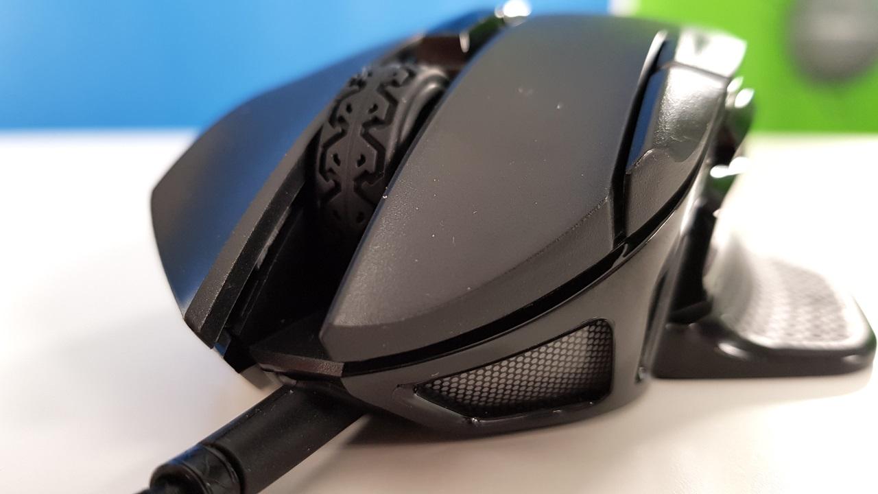 Nero XL Corsair MM350 Championship Tappetino per Mouse da Gioco