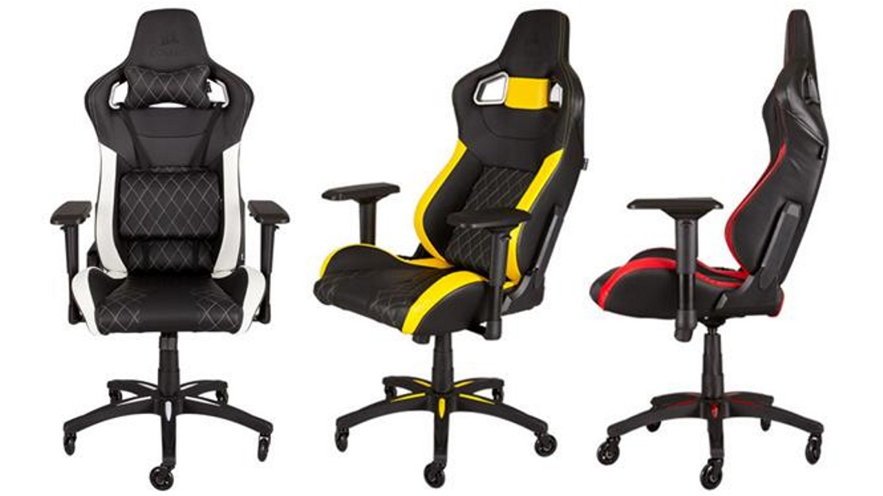 Sedia Ufficio Ikea Volmar : Corsair lancia la nuova sedia da gaming t race hardware upgrade