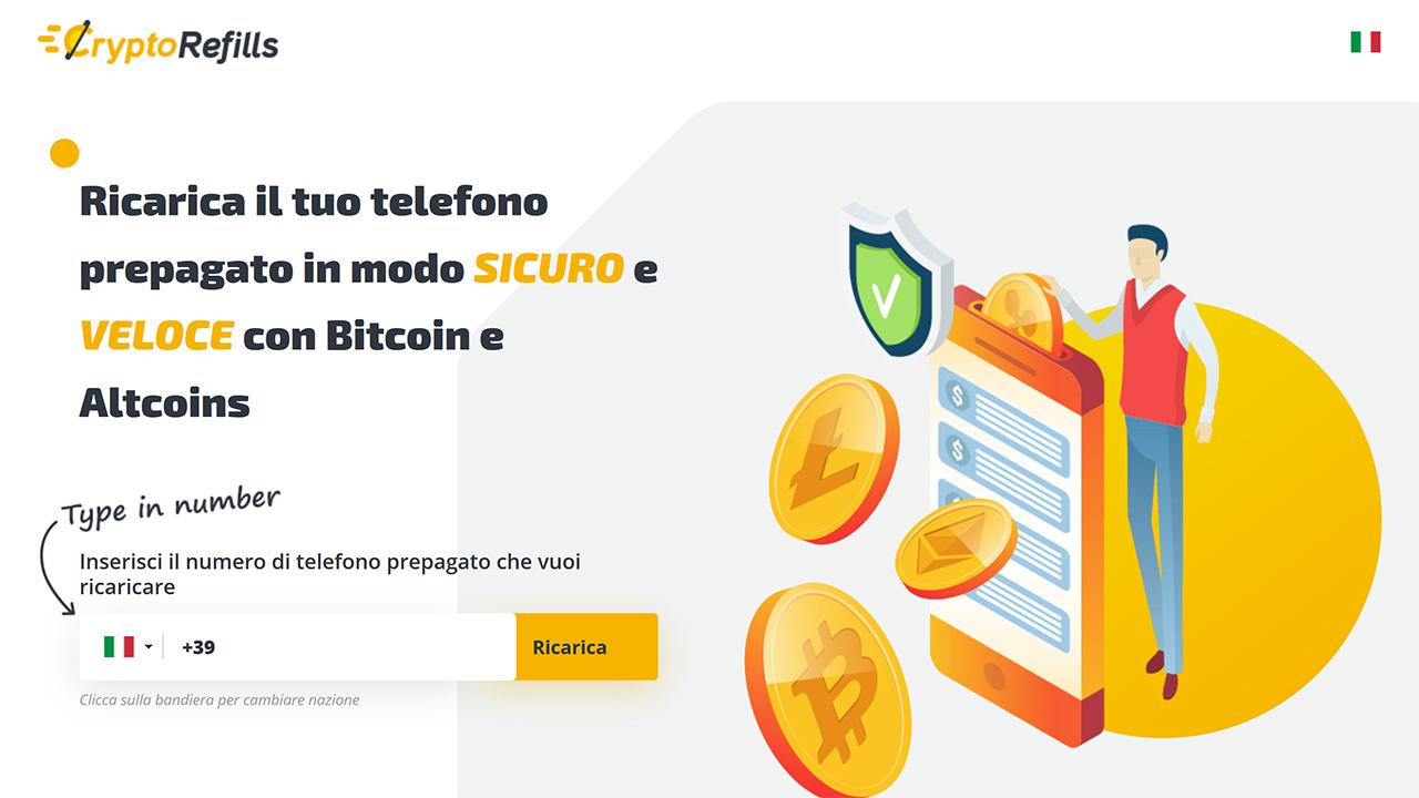 bitcoin ricarica)