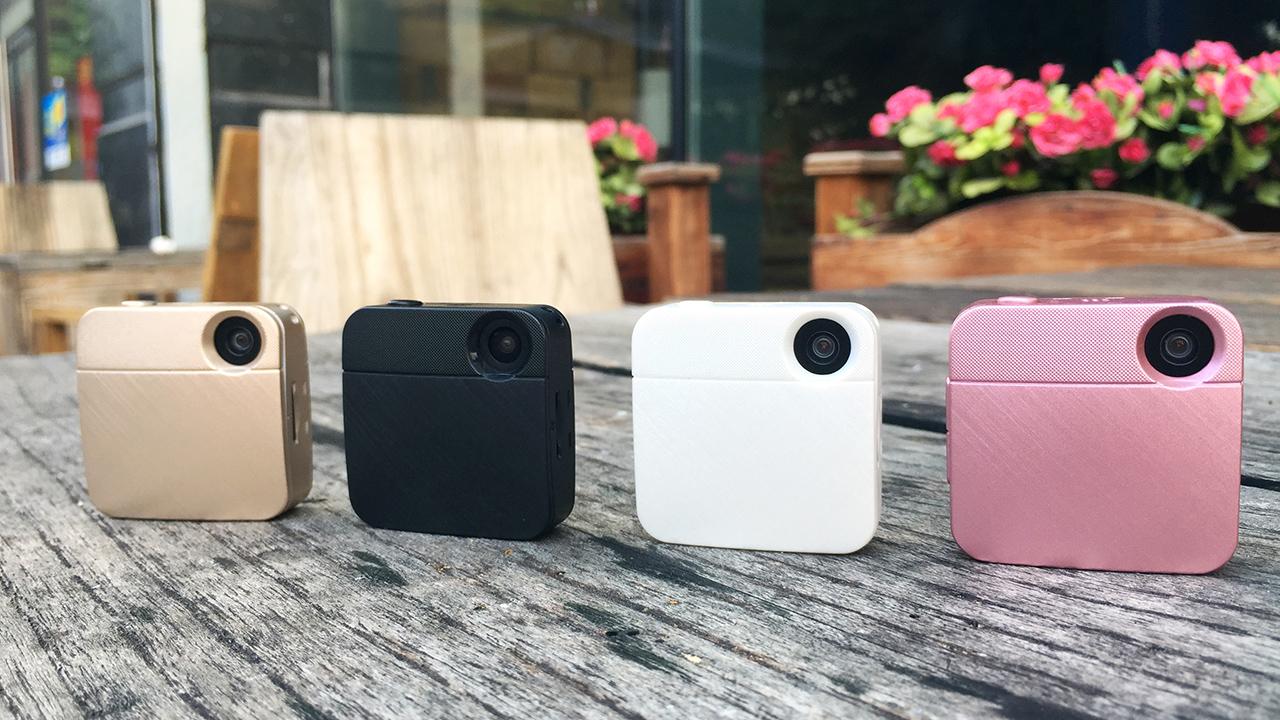 CubeCam, la videocamera tuttofare per registrare ogni attimo della propria vita