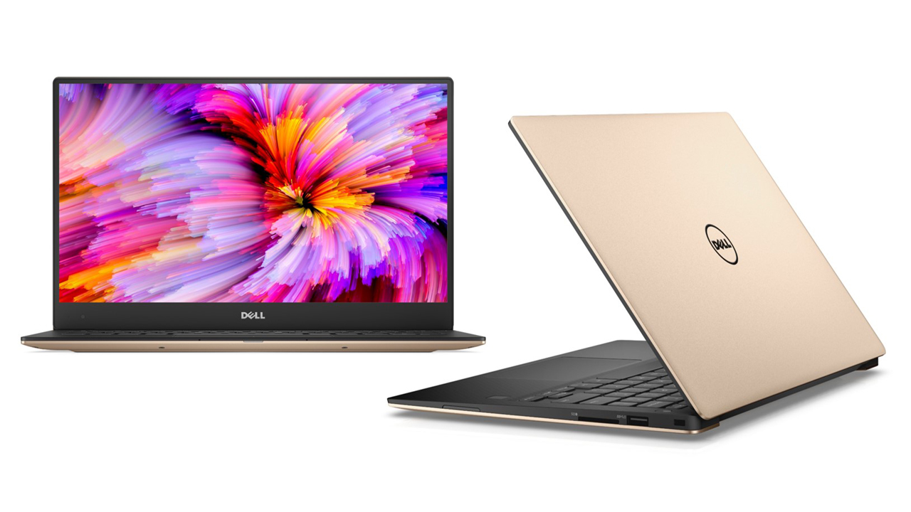 Dell XPS 13 rinnovato: CPU Intel Kaby Lake, autonomia migliorata e scocca Rose Gold