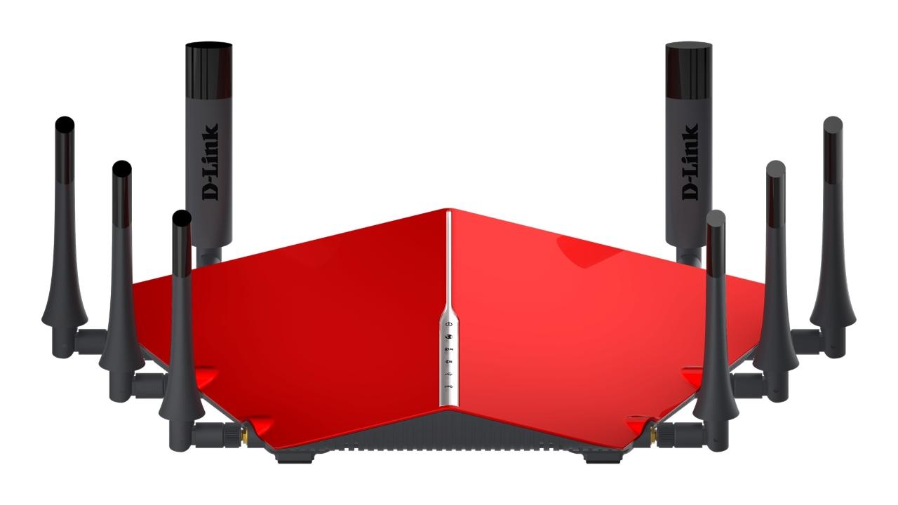 Router, valvola termostatica, videocamere di sorveglianza e gli altri annunci D-Link a IFA