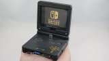 Game Boy Advance SP rinasce come dock per Nintendo Switch