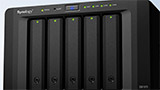 Synology DS1515: il NAS a 5 hard disk per i workgroup aziendali