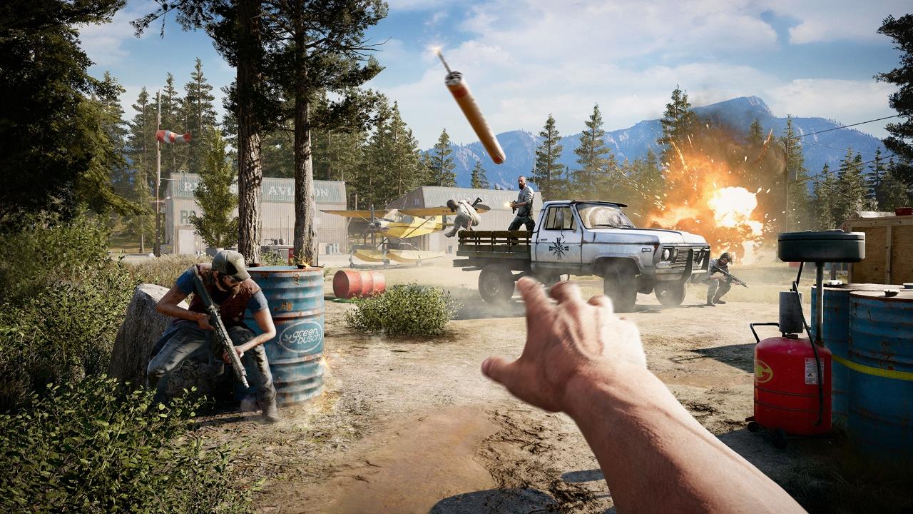 Far Cry 5: annunciati i requisiti hardware