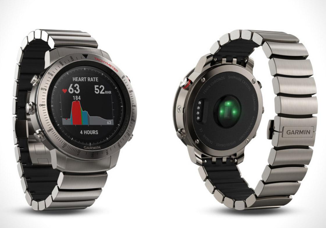 Fenix Chronos e Forerunner 35: i nuovi sportwatch di Garmin
