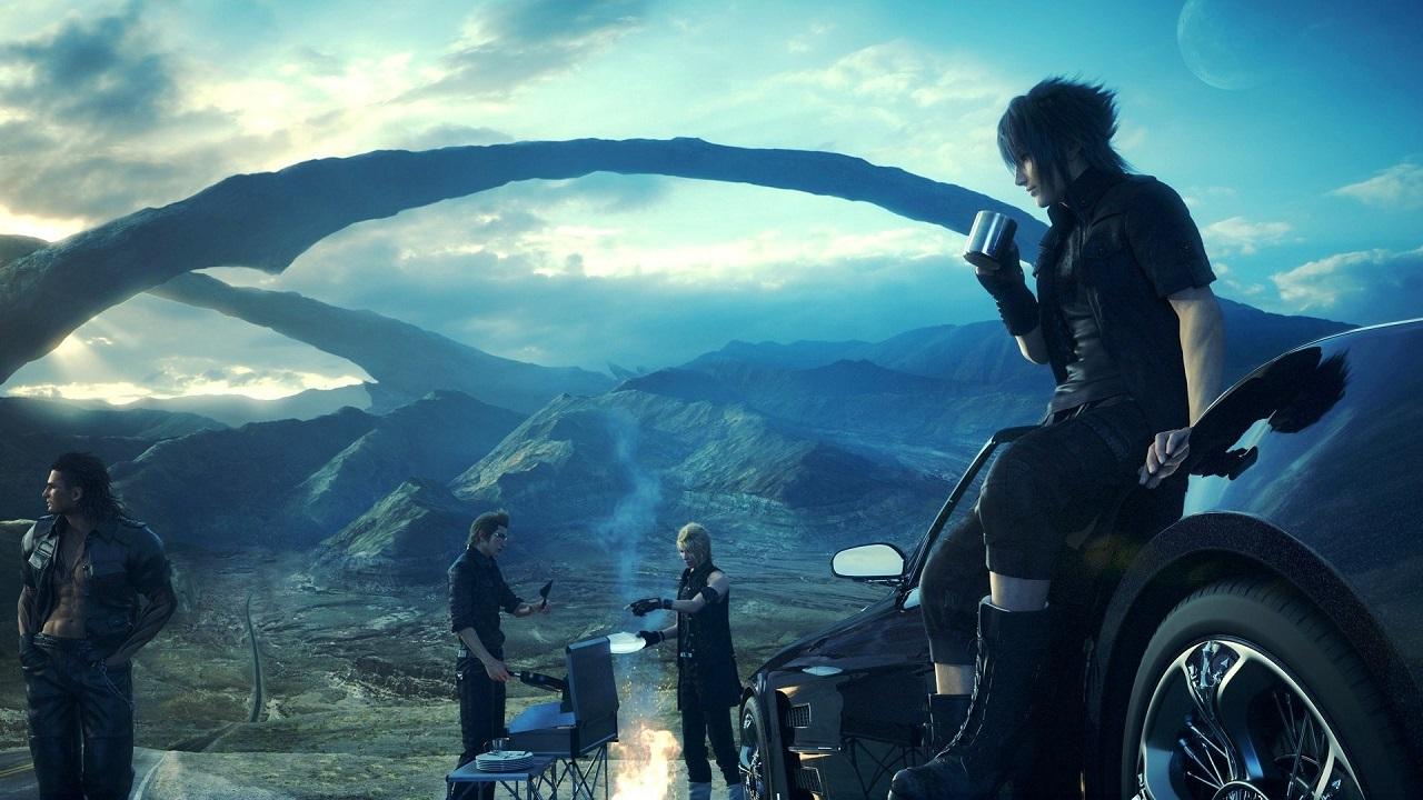 Final Fantasy XV da oggi disponibile: primo confronto PS4/PS4 Pro