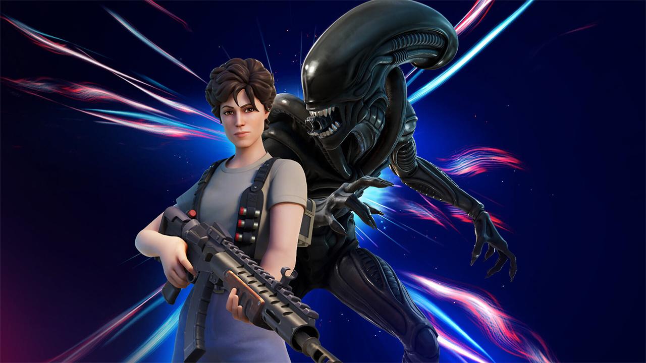 Fortnite incontra Alien: lo Xenomorfo e  …