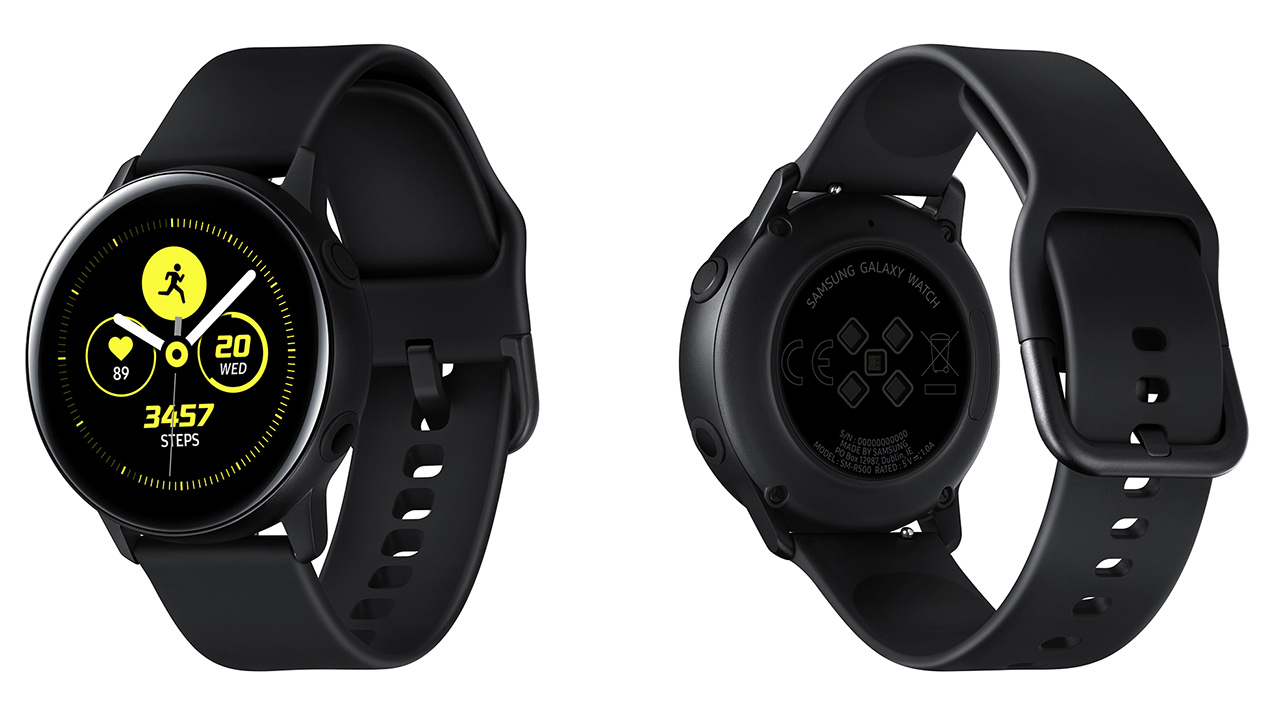 Samsung Galaxy Watch Active, Fit e Buds: ecco i tre nuovi wearable coreani