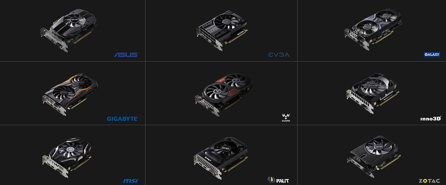 NVIDIA annuncia GeForce GTX 1050Ti e GTX 1050: in vendita dal 25 ottobre