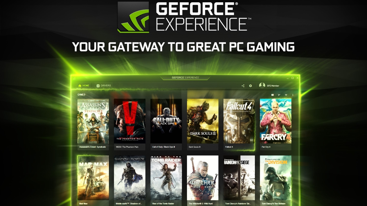 Geforce Experience Login - 0425