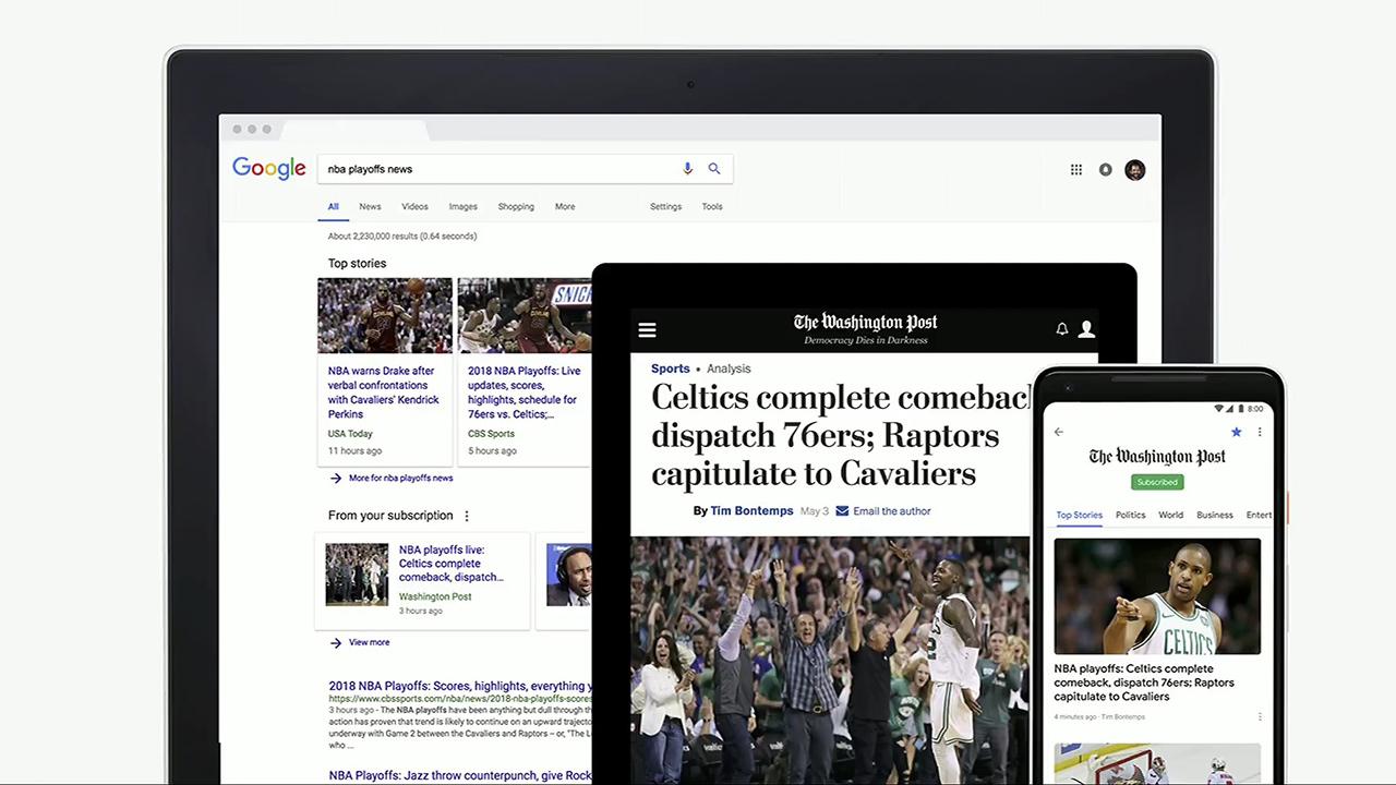 Google, sfida alle fake news con la nuovissima Google News ...