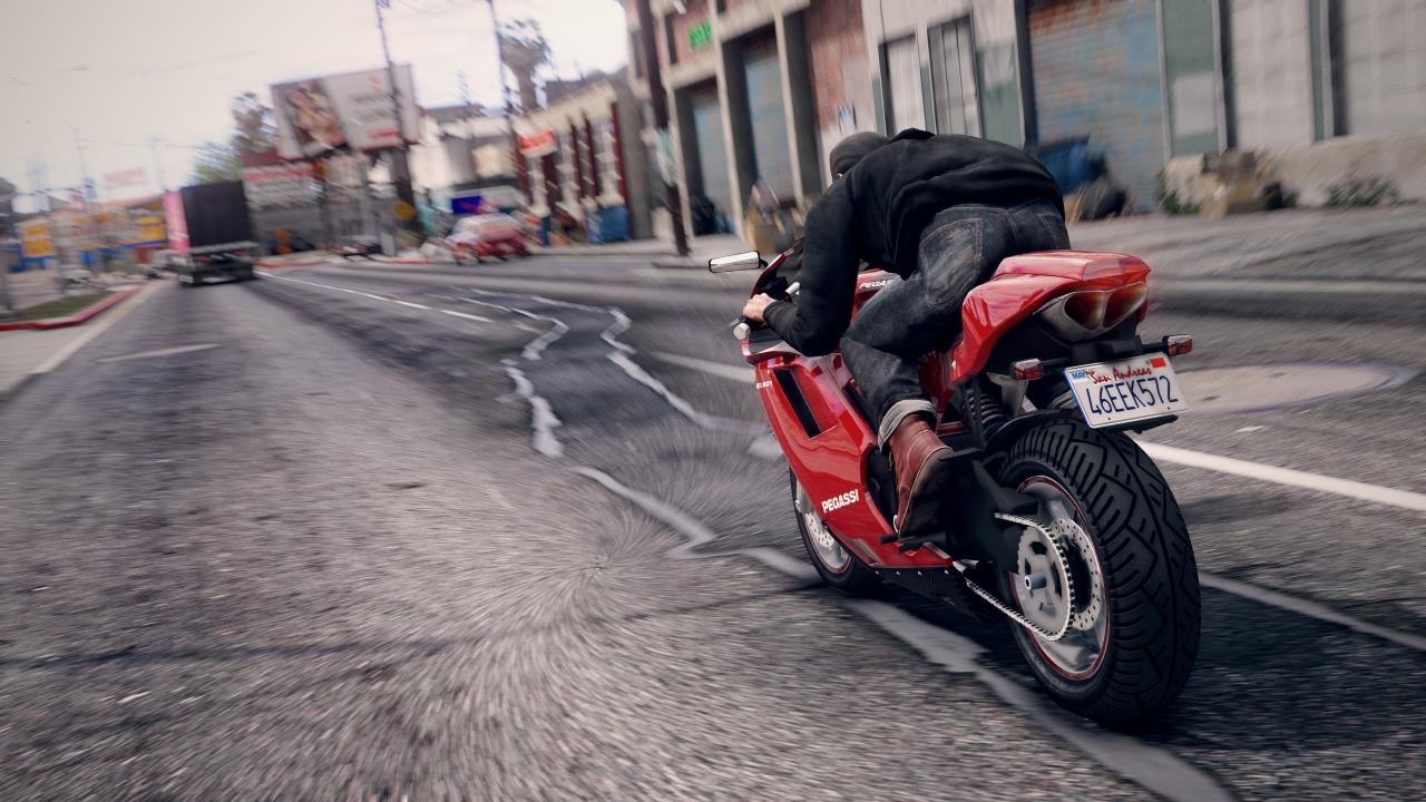 GTA 5 Redux: una mod per texture 4K e nuovo sistema di illuminazione