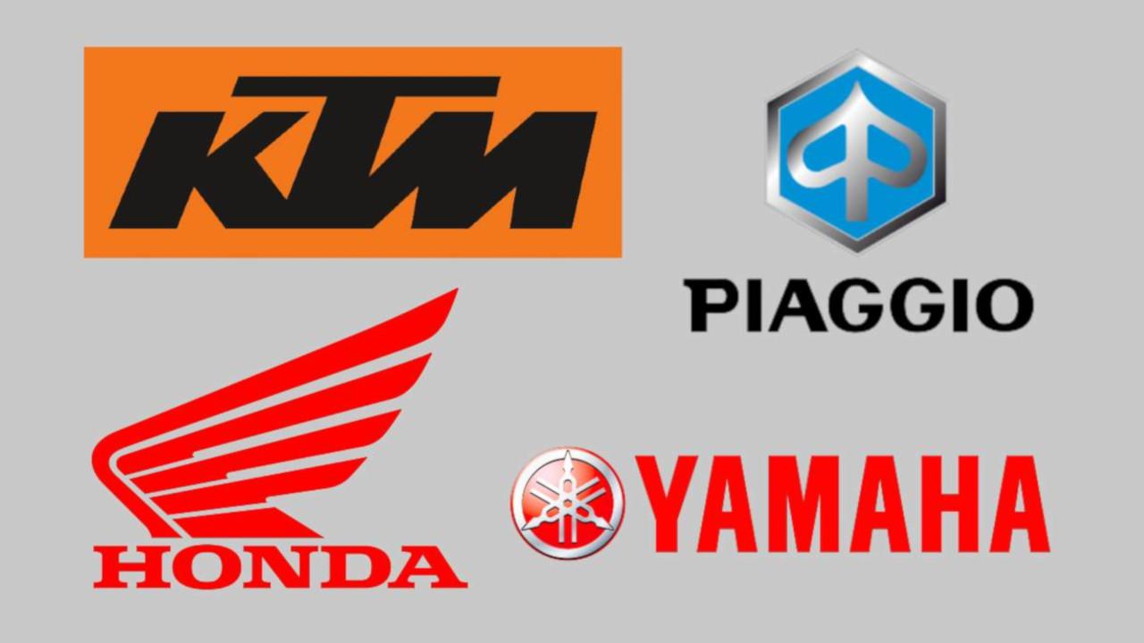 Honda, KTM, Piaggio e Yamaha insieme in  …