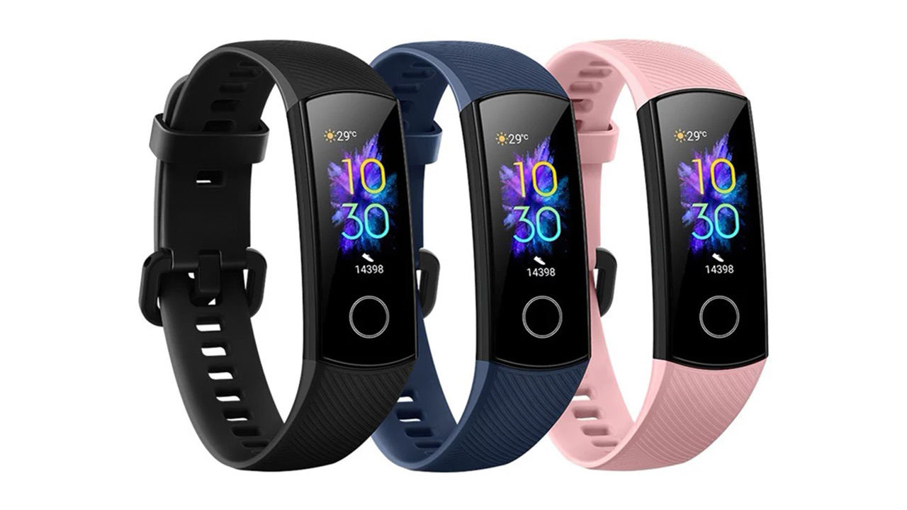 Honor Band 5: in offerta a 24,99€ la smartband concorrente della Xiaomi Mi Band 4