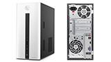 HP Pavilion 550-206nl Desktop, Intel Core i5-6400, RAM 8 GB, HDD da 1 TB, GeForce GT 730A 4GB dedicati a meno di 500 Euro su Amazon
