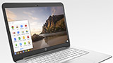 Un Chromebook HP con display touch e full HD