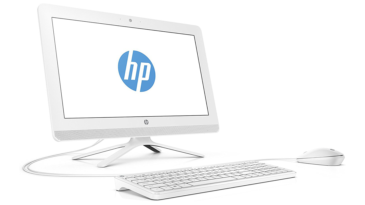 HP All-in-One 20 in offerta su Amazon: un intero PC a 360 euro!