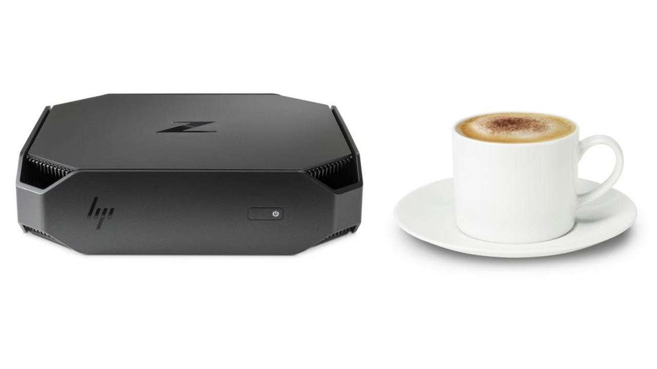 HP Z2 Mini Workstation: l'alternativa a Mac Mini per i professionisti