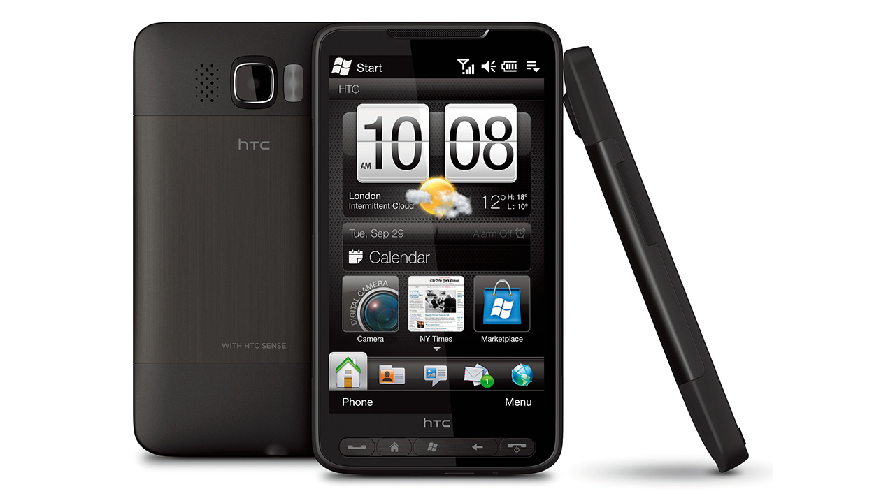 HTC HD2 (del 2009) riceve Android 7.0 Nougat: immortale!
