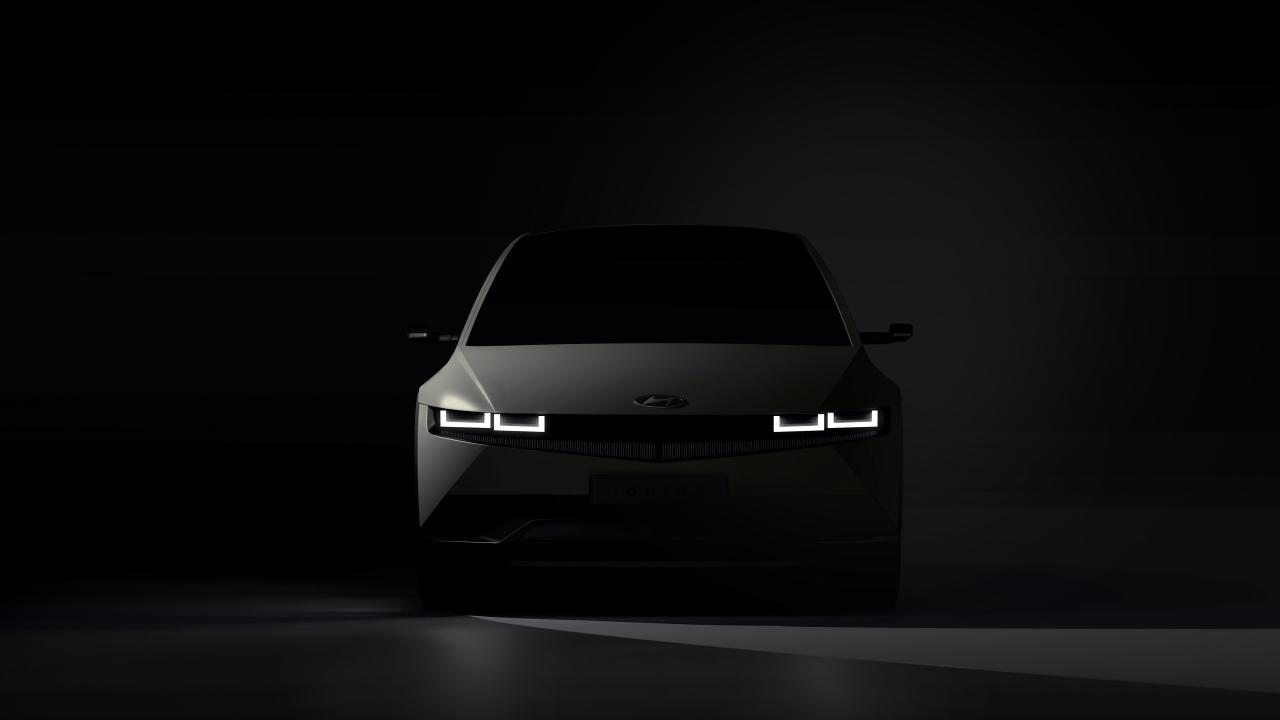 Hyundai IONIQ 5, eccola nelle prime imma …
