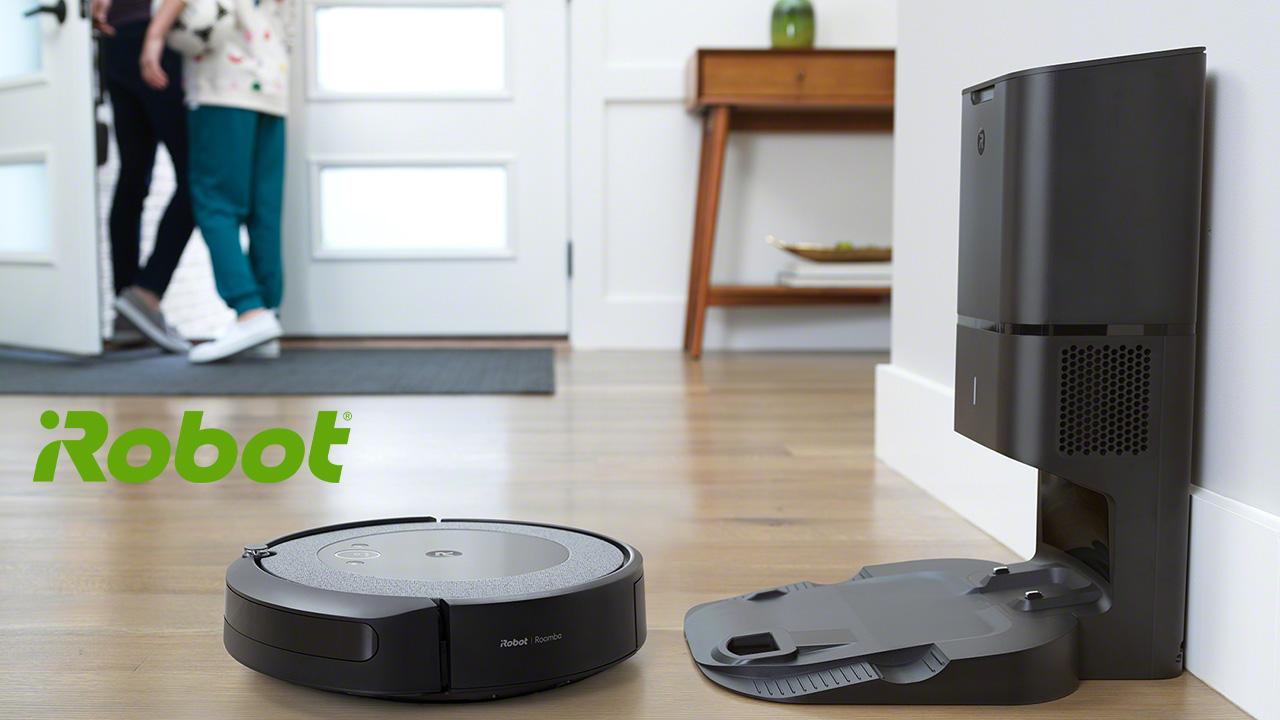 iRobot Roomba i3+: Clean Base e svuotame …