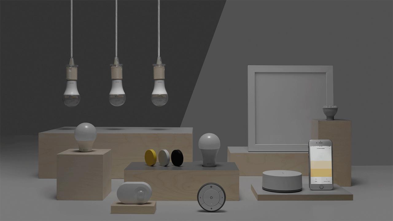 Ikea Nella Domotica Con Trådfri Sistema Di Illuminazione Smart A