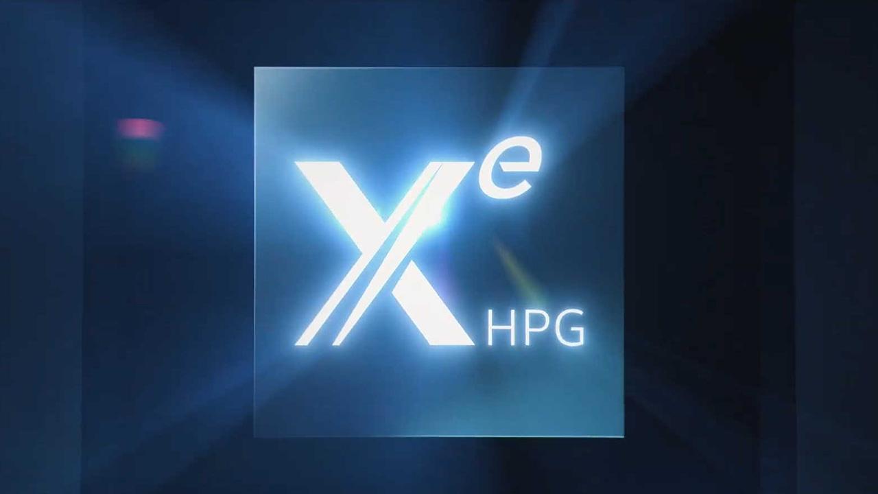 Xe HPG, foto per un sample di GPU gaming …
