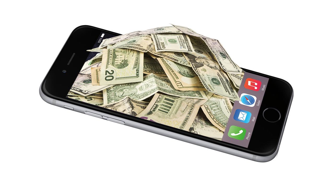 iPhone 6S è ancora oggi lo smartphone più venduto al mondo