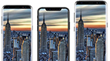 iPhone 8, dimensioni rispetto ad iPhone 7, 7 Plus e Galaxy S8 nei nuovi render