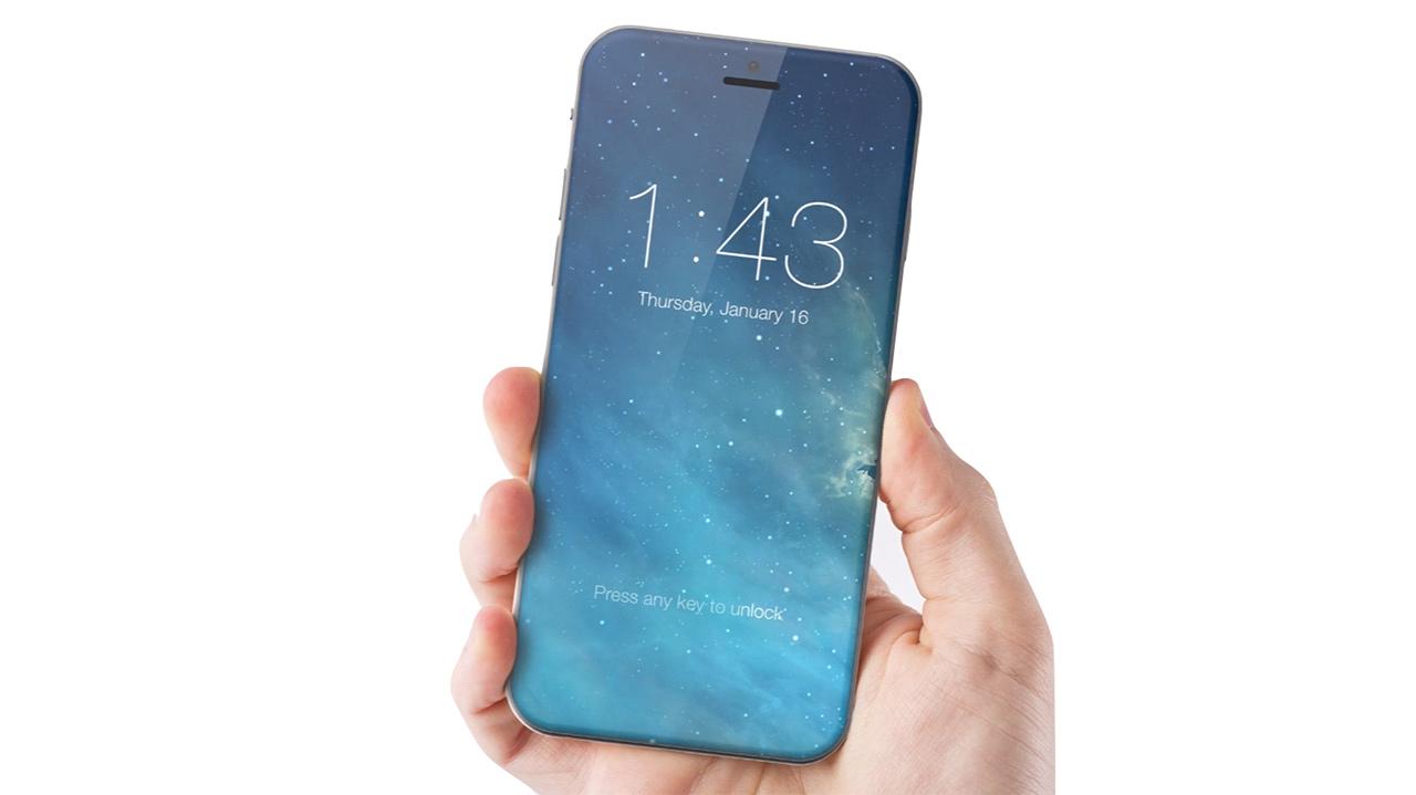 Apple pensa ad un sensore di impronte digitali integrato nel display di iPhone